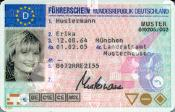 Der Euro-Führerschein im praktischen Kartenformat