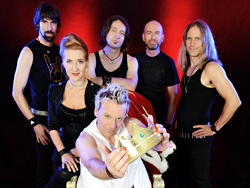 Das Bild zeigt die Band The Queen Kings