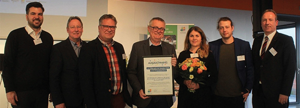 Vorbildprojekt der Sozialen Stadt in NRW