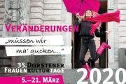 35. Dorstener Frauenkulturtagen