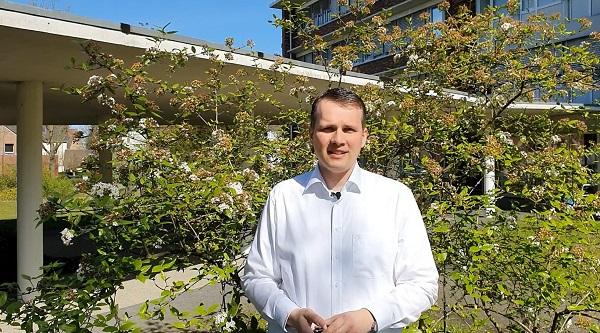 Bürgermeister Tobias Stockhoff