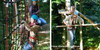 Bilder vom Kletterwald