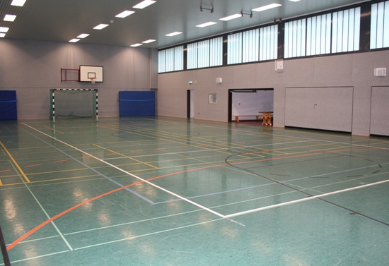 Sporthalle an der Dietrich-Bonhoeffer-Realschule