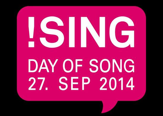 Logo Day of Song 2014