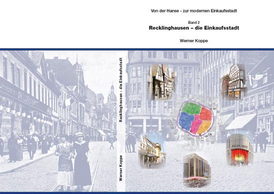 Buchtitel: Recklinghausen - die Einkaufsstadt