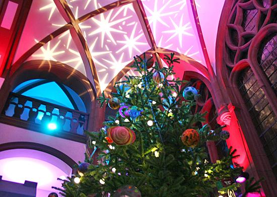 Weihnachten im Rathaus