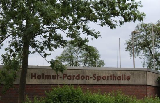 Notunterkunft Helmut-Pardon-Sporthalle