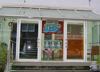 Jugendzentrum Südpol - Windfang