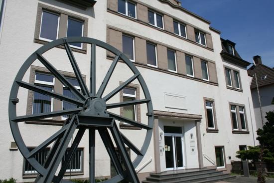 Institut für Stadtgeschichte Außenansicht
