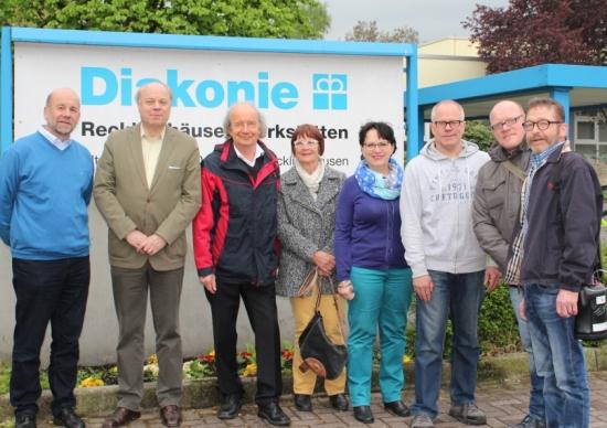 Partnervermittlung für behinderte in recklinghausen