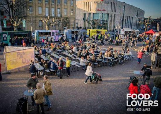 Street Food Markt 2016, Quelle: Food Lovers