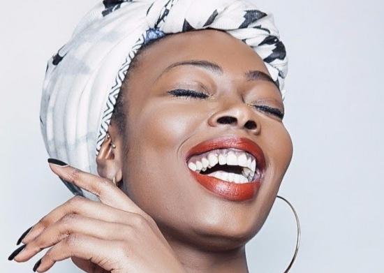 Melane Nkounkolo von den Local Ambassadors, Foto - Willi Offergeld