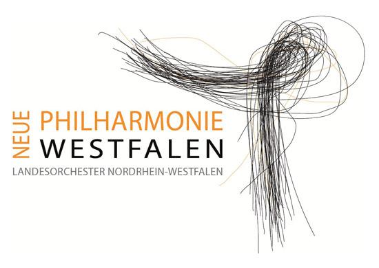 Logo der Neuen Philharmonie Westfalen