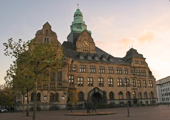 Rathaus Gebäude