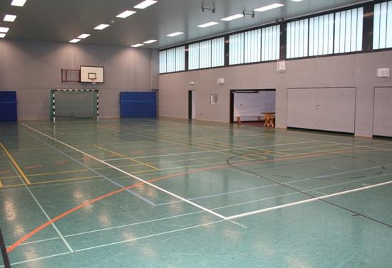 Sporthalle Dietrich-Bonhoeffer-Realschule