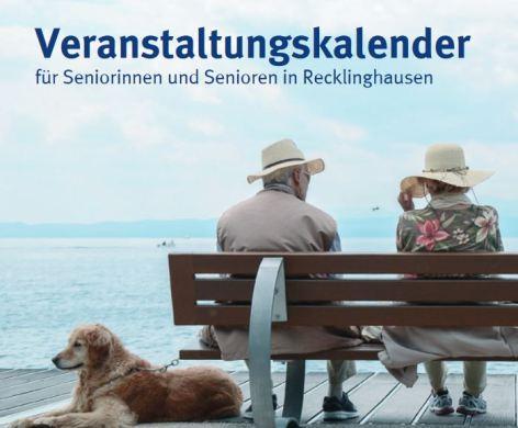 Der neue Senioren-Veranstaltungskalender ist ab sofort erhältlich.