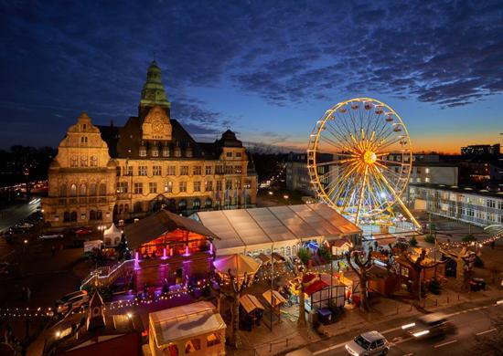 Foto: Weihnachtsmarkt Recklinghausen, Achim Meurer