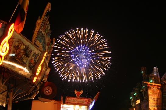 Feuerwerk Palmkirmes