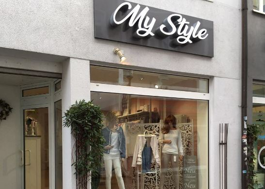 Das Modegeschäft My Style hat in der Großen Geldstraße 18 neu eröffnet.