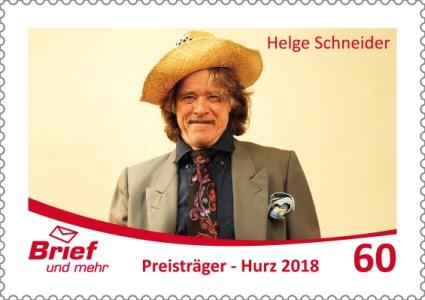 Briefmarke Helge Schneider