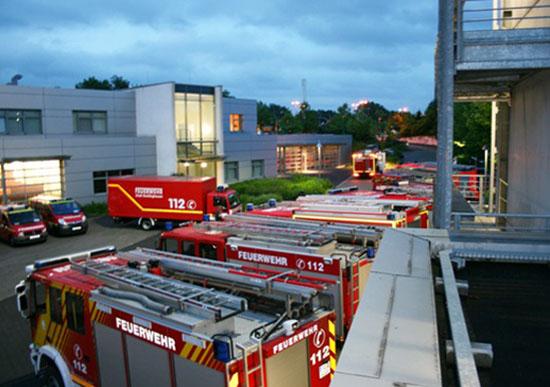 Feuerwehr Recklinghausen