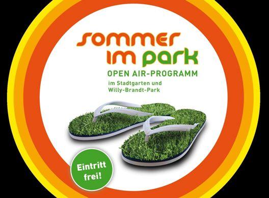 Logo Sommer im Park