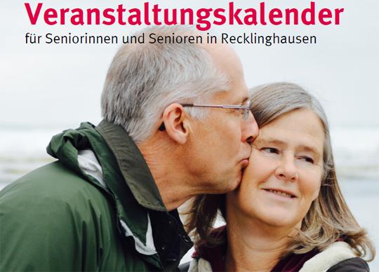 Veranstaltungskalender für Seniorinnen und Senioren