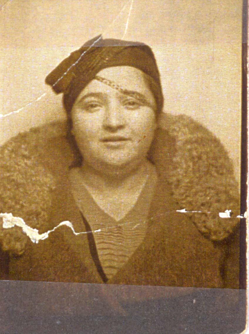 Ettel Änne Tepper, geb. Brunnengräber (Foto: Yad Vashem)