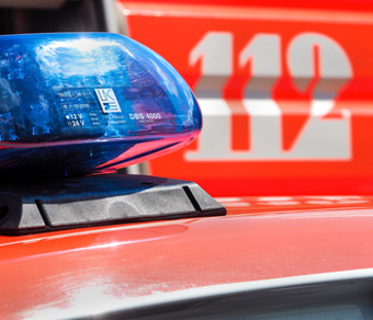 Auf dem Bild: Notruf 112, (c) costadelsol, fotolia.com