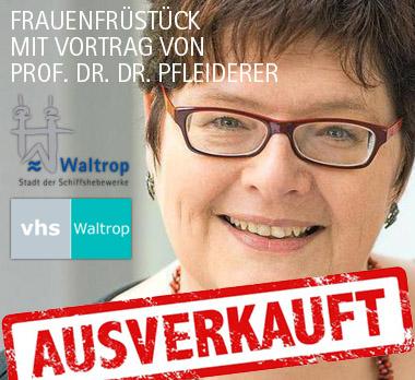 Auf dem Bild: Prof. Dr. Bettina Pfleiderer. Foto: Westfälische Wilhelms-Universität Münster. Grafik: K.C., fotolia.com