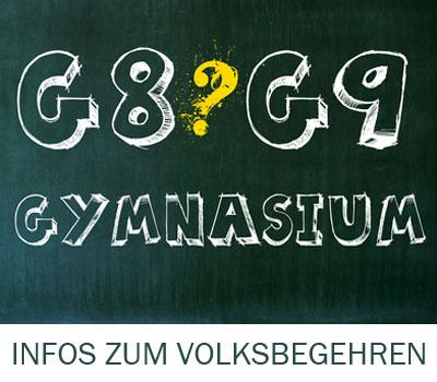 """Bild: """"G8 oder G9 Gymnasium"""", Grafik: Helmut Seisenberger, fotolia.com"""