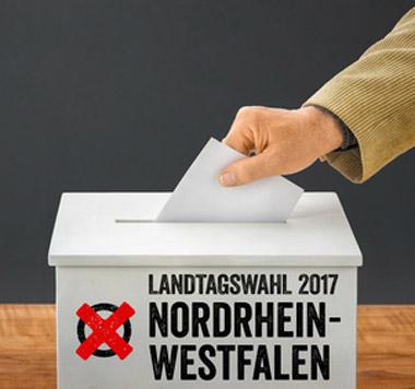 Bild: Landtagswahl 2017, Zerbor, fotolia