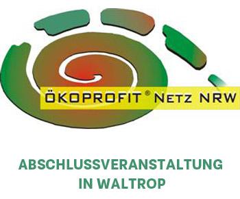 Auf dem Bild: Ökoprofit-Logo