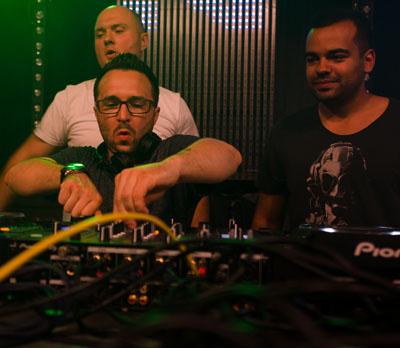 Auf dem Bild: Waltrops findest DJ Night auf der On the rock Bühne, Foto: Alex Vaccarro