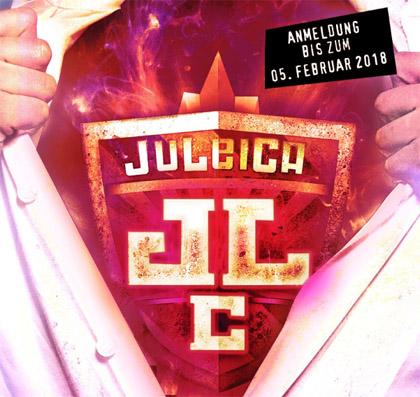Bild: Juleica-Flyer, Ausschnitt