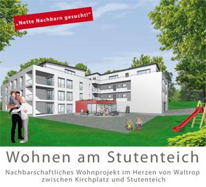 """Flyer """"GeWinN am Stutenteich"""" (Ausschnitt)"""