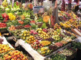 Zweiter Naschmarkt in Waltrop am 9. August