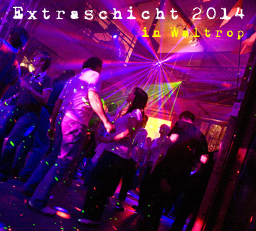 Extraschicht 2014 in Waltrop