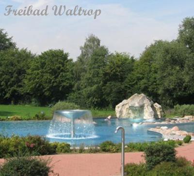 Auf dem Bild: das Waltroper Freibad