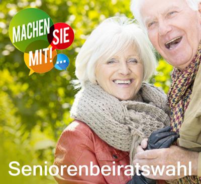 Bild: Fotocollage zur Seniorenbeiratswahl (C) Brad Pict, Drubig Photo - fotolia.com