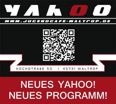 Grafik: Neues Yahoo - Neues Programm