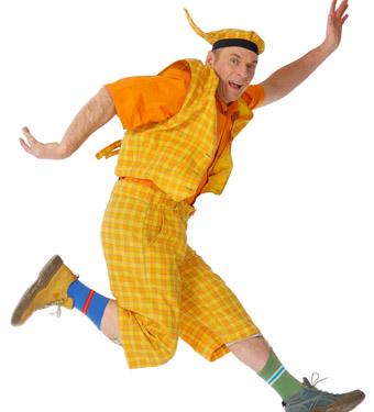 Auf dem Bild: Clown Georg (foto: PR)