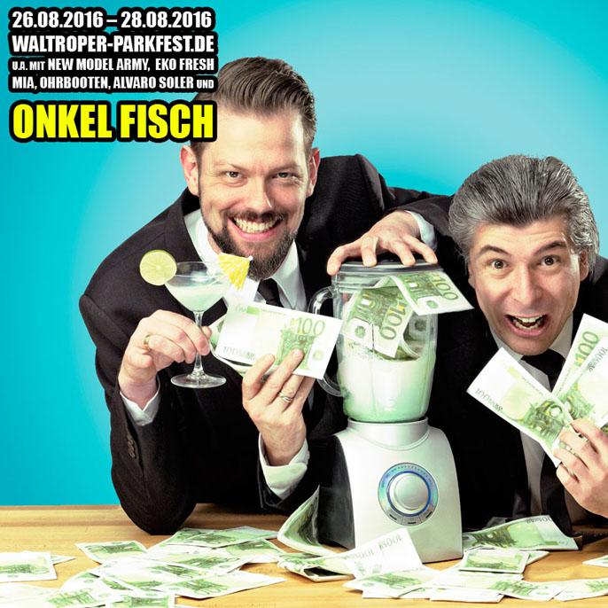 Auf dem Bild: Onkel Fisch (Foto:PR)