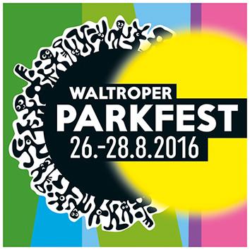 Auf dem Bild: Plakatdesign Waltroper Parkfest 2016 (c) Maria Dieckmann