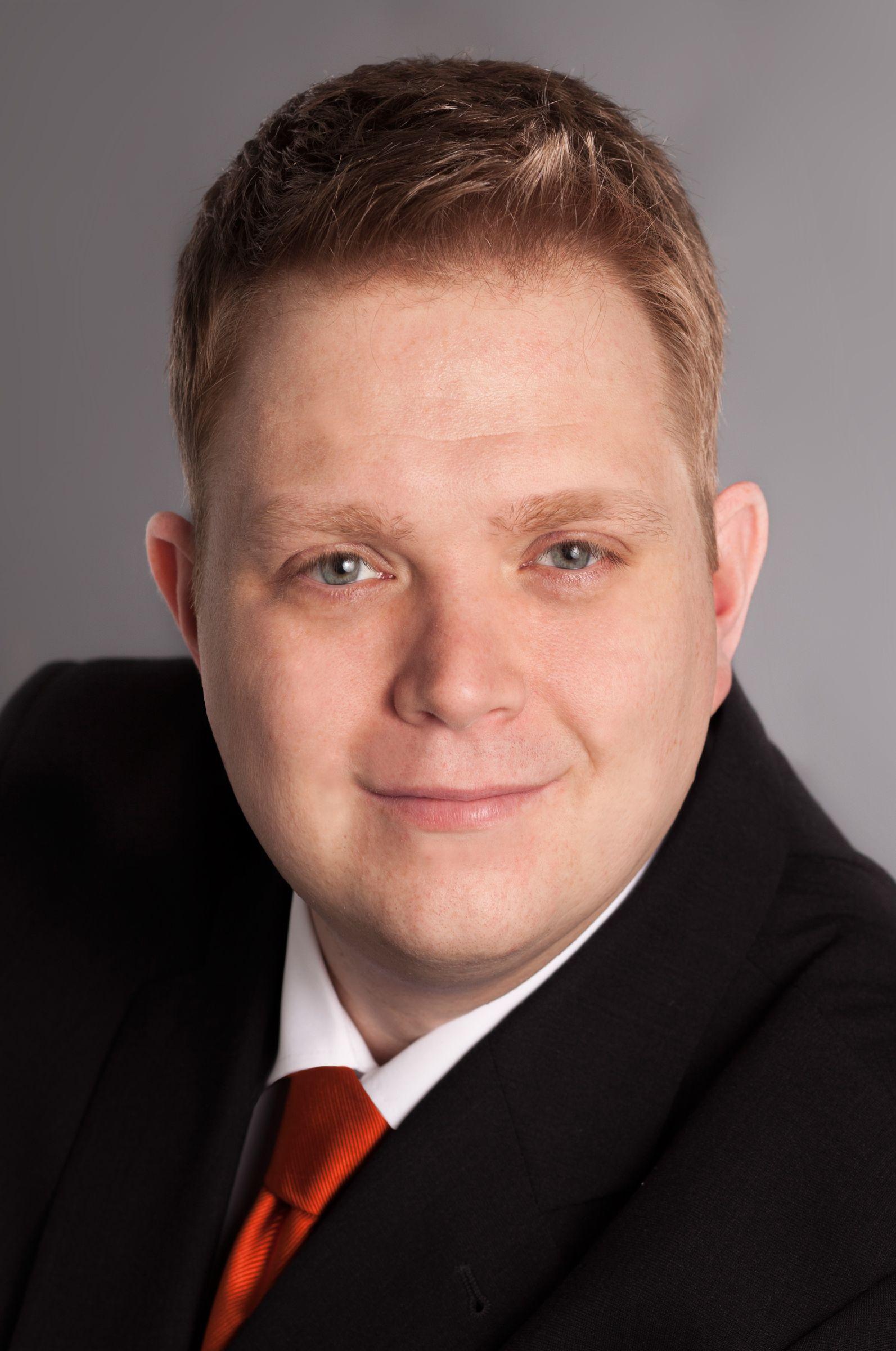Portrait von Andreas Brausen