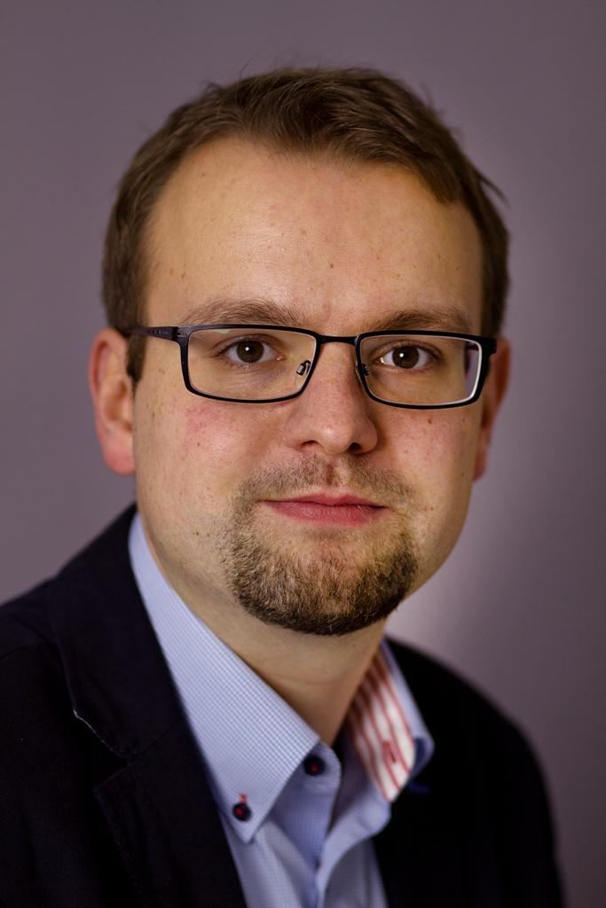 Portrait von Dominik Schad
