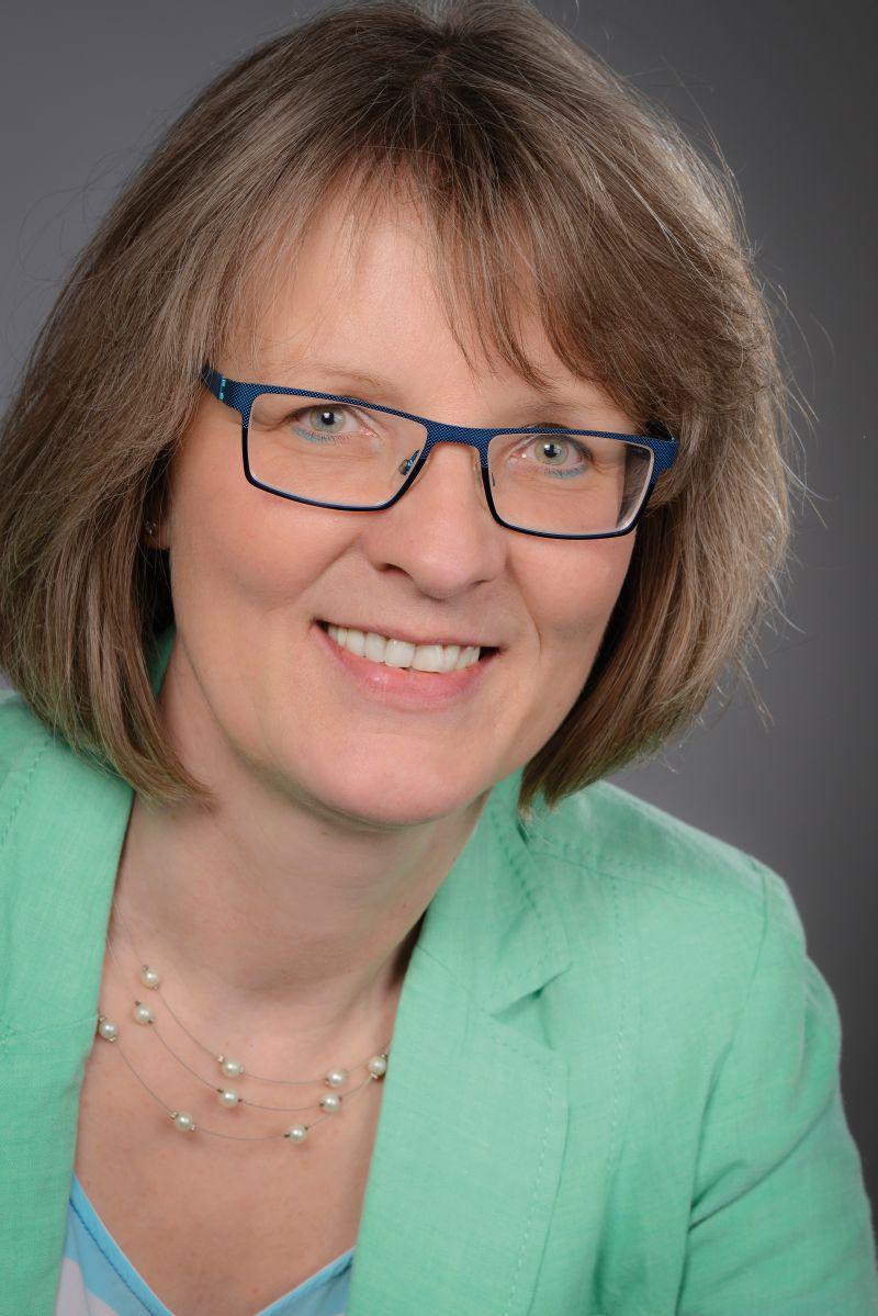Portrait von Dorothee Schomberg