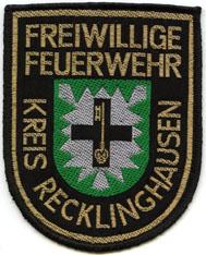 Schulterabzeichen Kreisbrandmeister