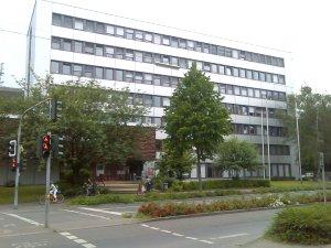 Gebäude des Fachdienstes 59