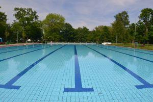 Freischwimmerbecken im Parkbad Nord